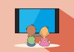 Quanta tv possono guardare i bambini