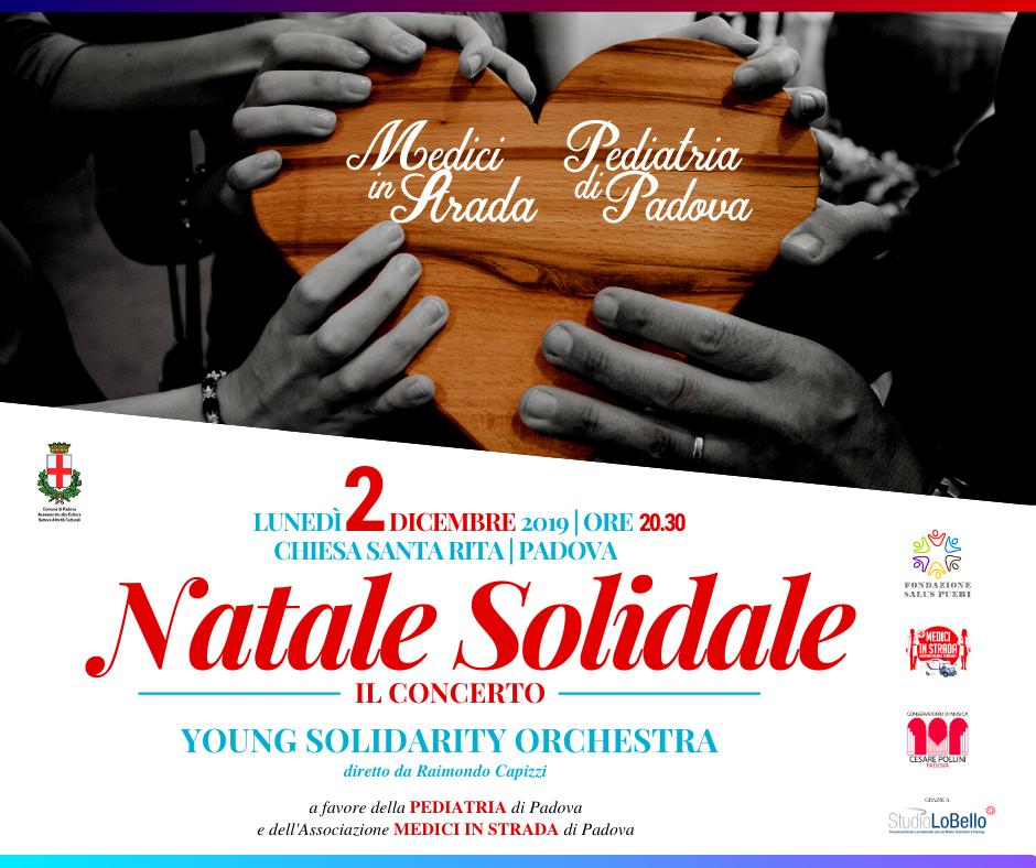 La magia del Natale con il concerto di solidarietà per la Pediatria di Padova